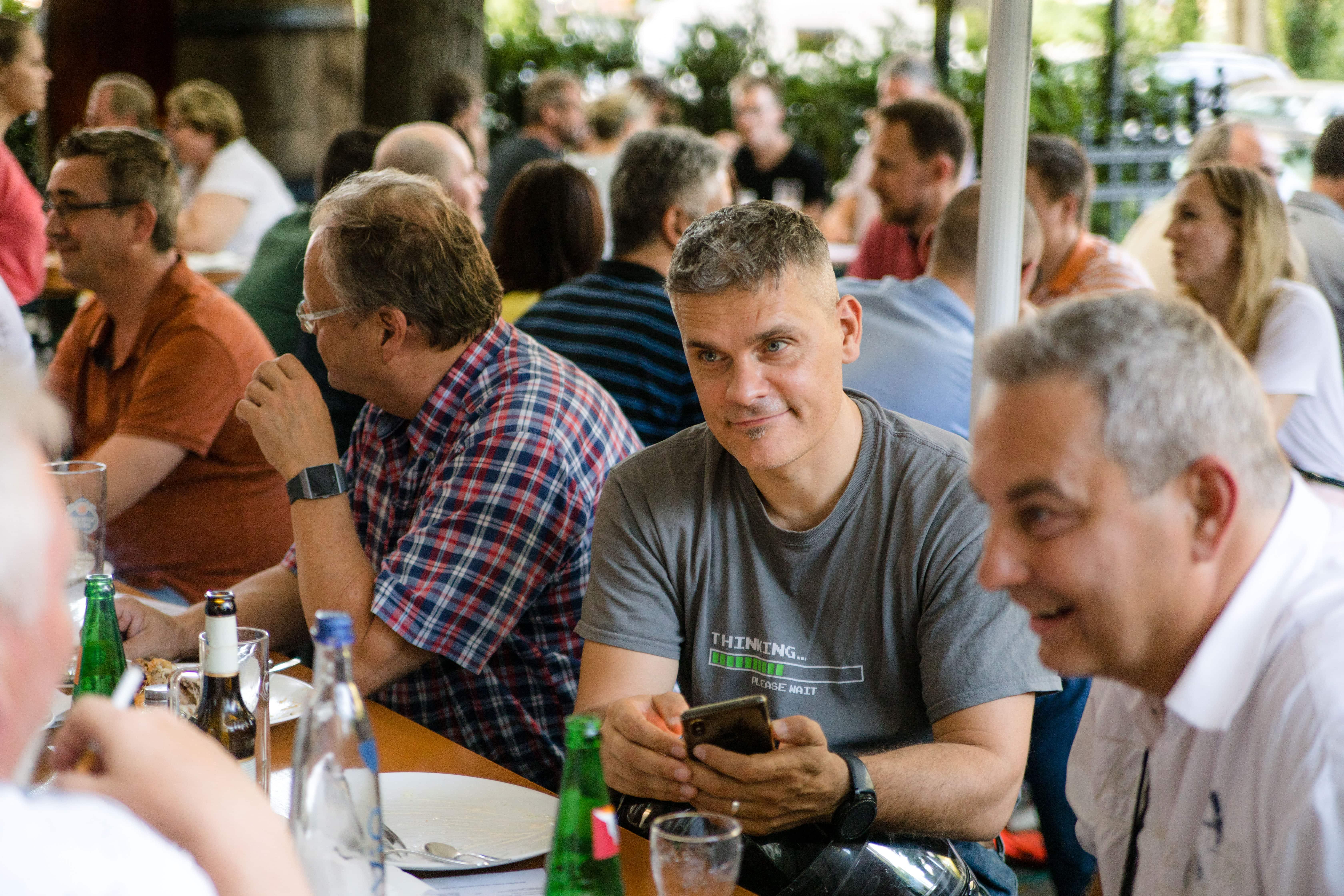 pcvisit Supporter-Stammtisch Berlin